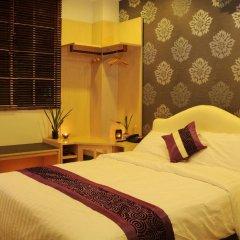 Отель LVIS boutique 3* Номер Делюкс с различными типами кроватей фото 5