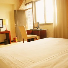 Pazhou Hotel 3* Стандартный номер с различными типами кроватей фото 2