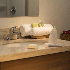 Hotel Extended Suites Coatzacoalcos Forum 3* Люкс с различными типами кроватей фото 6