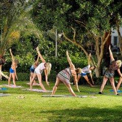 Отель Belcekiz Beach Club - All Inclusive фитнесс-зал фото 2