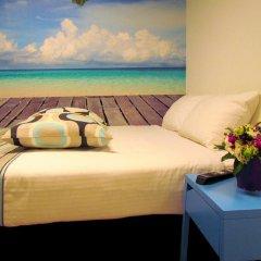 Отель Dizengoff Sea Residence 4* Стандартный номер фото 5