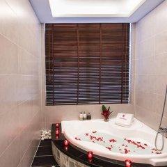 Valentine Hotel 3* Улучшенный номер с различными типами кроватей фото 37