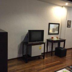 Отель Nawaporn Place Guesthouse 3* Улучшенная студия фото 32