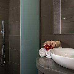 Отель Amoudi Villas 2* Апартаменты с различными типами кроватей фото 15