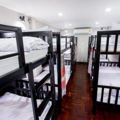 Baan 89 Hostel Кровать в общем номере с двухъярусной кроватью