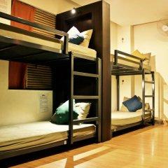 goStops Delhi (Stops Hostel Delhi) Кровать в общем номере с двухъярусной кроватью фото 5