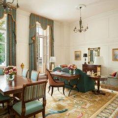 Гостиница Four Seasons Lion Palace St. Petersburg 5* Люкс с различными типами кроватей фото 8