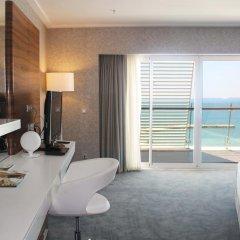 Sentido Gold Island Hotel 5* Номер Делюкс с различными типами кроватей фото 4