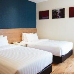Отель Pula Residence Бангкок комната для гостей фото 5