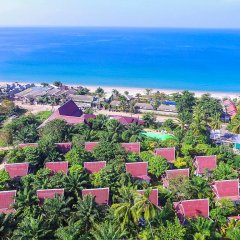 Отель Lanta Klong Nin Beach Resort Ланта пляж