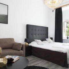 Отель Hotell Onyxen 3* Стандартный номер с двуспальной кроватью фото 7