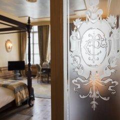 Hotel le Dixseptieme 4* Люкс с различными типами кроватей фото 11
