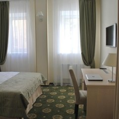 Гостиница Старосадский 3* Стандартный номер с двуспальной кроватью фото 4