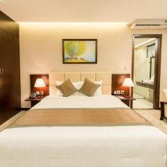 Muong Thanh Hanoi Centre Hotel 3* Улучшенный номер с различными типами кроватей фото 4