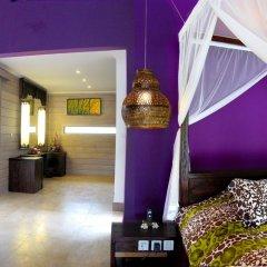Отель Вилла Pandawas Номер Делюкс с двуспальной кроватью фото 6
