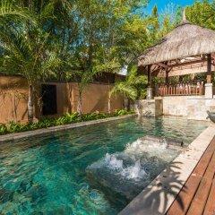 Отель Shanti Maurice Resort & Spa 5* Вилла Делюкс с различными типами кроватей фото 3