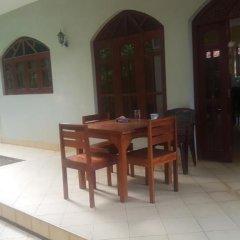 Отель Lagoon Villa Beruwala Шри-Ланка, Берувела - отзывы, цены и фото номеров - забронировать отель Lagoon Villa Beruwala онлайн питание фото 2