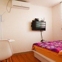 YaKorea Hostel Dongdaemun Стандартный номер с двуспальной кроватью фото 4