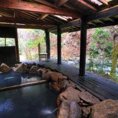 Отель Ryukeien Япония, Минамиогуни - отзывы, цены и фото номеров - забронировать отель Ryukeien онлайн бассейн фото 2