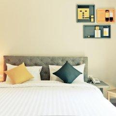 Отель LEMONTEA 3* Улучшенный номер фото 4