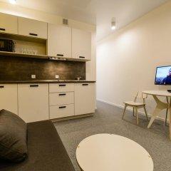 Гостиница Partner Guest House Klovskyi 3* Апартаменты с различными типами кроватей фото 10