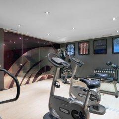 Hotel Eurostars Monte Real фитнесс-зал фото 4