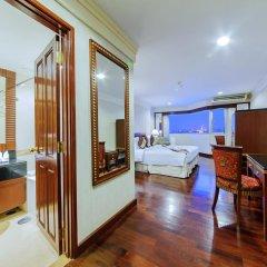 Отель Prince Palace Hotel Таиланд, Бангкок - 12 отзывов об отеле, цены и фото номеров - забронировать отель Prince Palace Hotel онлайн комната для гостей фото 3
