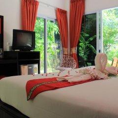 Отель Siva Buri Resort 2* Номер Делюкс с различными типами кроватей фото 6