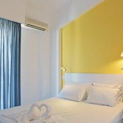 Апартаменты Hillside Studios & Apartments Улучшенный номер с различными типами кроватей фото 3