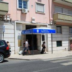 Отель Pensao Residencial Horizonte Лиссабон парковка