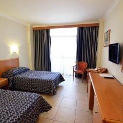 Qawra Palace Hotel 4* Стандартный номер с различными типами кроватей фото 7