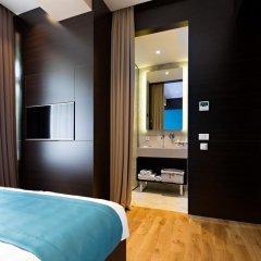 Отель Maccani Luxury Suites 4* Представительский люкс с различными типами кроватей фото 30