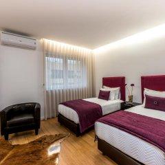 Отель Lounge Inn 3* Апартаменты разные типы кроватей фото 6