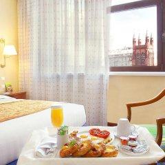 Гостиница Кортъярд Марриотт Москва Центр 4* Улучшенный номер с разными типами кроватей фото 3