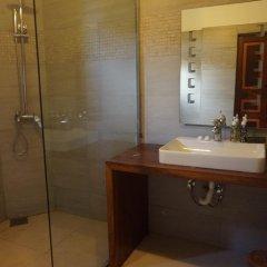 Отель Thaproban Beach House 3* Улучшенный номер с двуспальной кроватью фото 13