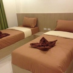 Отель Paradise Park Laemchabang комната для гостей фото 5