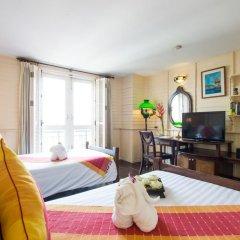 Отель Buddy Lodge 4* Номер Делюкс фото 3