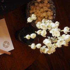 Отель CHANN Bangkok-Noi 3* Улучшенный номер с различными типами кроватей фото 3