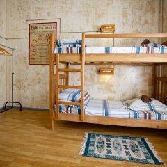 Хостел M42 Кровать в общем номере с двухъярусной кроватью фото 31