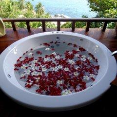 Отель Thipwimarn Resort Koh Tao Таиланд, Остров Тау - отзывы, цены и фото номеров - забронировать отель Thipwimarn Resort Koh Tao онлайн ванная