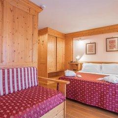 Hotel Lo Scoiattolo 4* Стандартный номер с различными типами кроватей фото 5