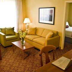 Отель TownePlace Suites Milpitas Silicon Valley 2* Люкс с различными типами кроватей фото 2