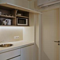 Hotel Spot Family Suites 4* Улучшенная студия разные типы кроватей