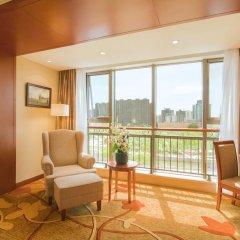 AVIC Hotel Beijing 4* Стандартный номер с различными типами кроватей фото 2