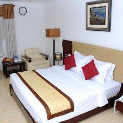 Hong Vy 1 Hotel 3* Люкс с различными типами кроватей фото 2