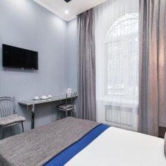 Мини-Отель Брусника Полежаевская Номер Комфорт с двуспальной кроватью фото 24