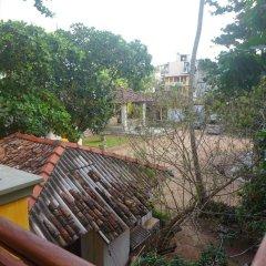 Отель Thaproban Beach House 3* Номер Делюкс с двуспальной кроватью фото 6
