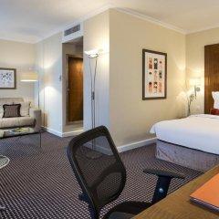 Отель Warwick Geneva 4* Стандартный номер с различными типами кроватей фото 6