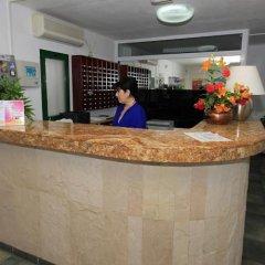 Отель Apartamentos Acuario Sol интерьер отеля