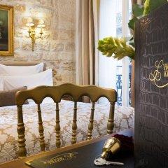 Отель Kleber Champs-Élysées Tour-Eiffel Paris 3* Стандартный номер с разными типами кроватей фото 14